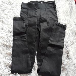 NWOT fashion nova patent leather pants